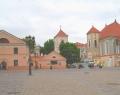 Kaunas, ehemalige Hauptstadt