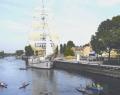 Hafenstadt Klaipeda