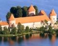 Trakai, historische Hauptstadt von Litauen
